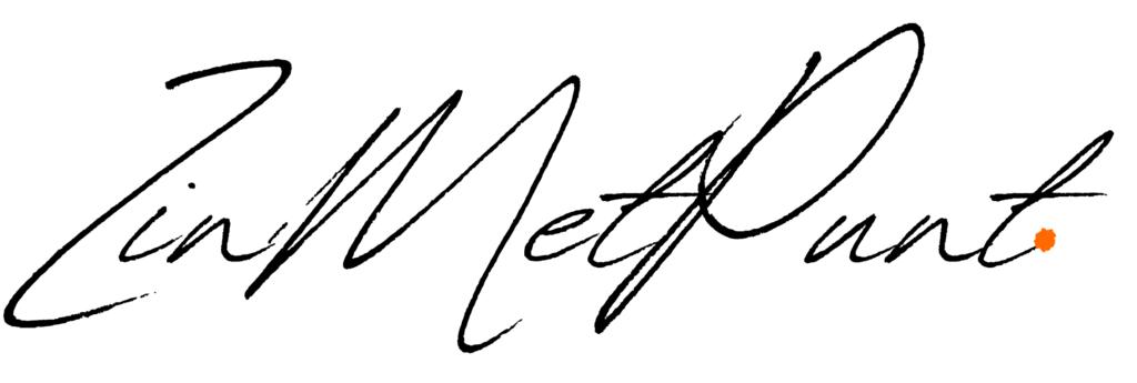 ZinMetPunt Content Creatie logo
